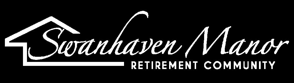 White Swanhaven Logo